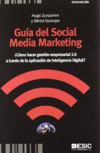 guia del social media marketing (ebook) hugo zunzarren 9788415986126