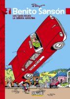 benito sanson integral nº 1: los taxis rojos / la señora adolfina-9788416436026
