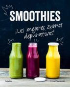smoothies: ¡los mejores zumos depurativos! irina pawassar 9788416449026