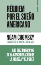 réquiem por el sueño americano (ebook)-noam chomsky-9788416677726