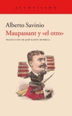 maupassant y el otro-alberto savinio-9788417346126