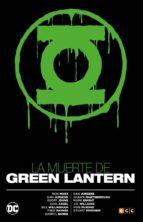 la muerte de green lantern-9788417401726