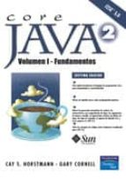 core java 2 (vol. i): fundamentos (7ª ed.) gary cornell cay s. horstmann 9788420548326