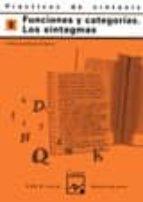 practicas de sintaxis 5 (funciones y categorias los sintagmas) pedro lumbreras garcia 9788421820926