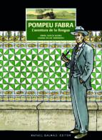 pompeu fabra: l aventura de la llengua-oriol garcia quera-9788423208326