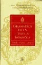 gramatica de la lengua española-emilio alarcos llorach-9788423979226