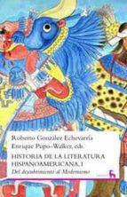 historia de la literatura hispanoamericana i rogers lapuente 9788424913526