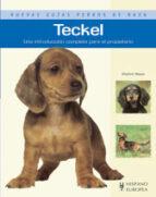teckel. una introduccion completa para el propietario-stephen nappe-9788425517426