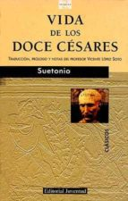 vida de los doce cesares (4ª ed.)-cayo suetonio tranquilo-9788426115126