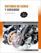 sistemas de carga y arranque 3ª edición 2017 jose guillermo tena sanchez 9788428335126