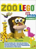 zoo lego: 50 modelos de animales-jody padulano-9788428553926
