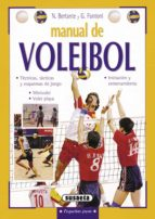manual de voleibol n. bertante 9788430540426