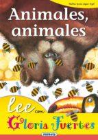 animales, animales gloria fuertes 9788430567126