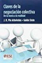 claves de la negociacion colectiva-jose ramon pin arboledas-guido stein martinez-9788431331726