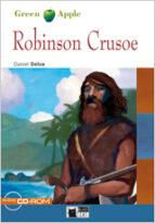 robinson crusoe book + cd-rom-daniel defoe-9788431690526