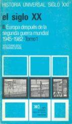 siglo xx (t.2, vol. 1): europa antets de la ii guerra mundial-wolfgang benz-9788432305726