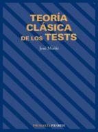 teoria clasica de los tests (2ª ed.) jose muñiz 9788436812626