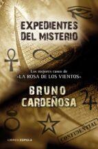 (pe) expedientes del misterio-bruno cardeñosa-9788448048426