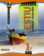 quadern d estiu 1 eso. llengua catalana-9788448925826
