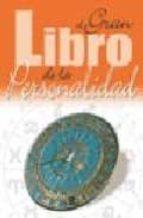 el gran libro de la personalidad-luis trujillo-9788466209526