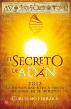 el secreto de adan-guillermo ferrara-9788466326926