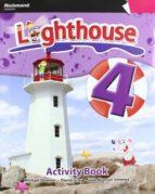 lighthouse 4 activity book + grammar 4º  primaria-9788466812726