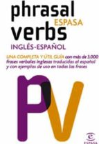 phrasal verbs ingles   español andrew coney 9788467031126