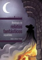 antologia de relatos fantasticos españoles-9788467871326