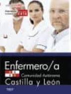 ENFERMERO/A DE LA ADMINISTRACION DE LA COMUNIDAD DE CASTILLA Y LEON: TEST