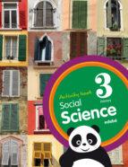 activity book. social science 3º de primary 9788468314426
