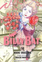 billy bat nº10 naoki urasawa takashi nagasaki 9788468476926