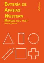 bateria de afasias western andrew kertesz 9788476426326