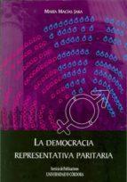 la democracia representativa paritaria-maria macias jara-9788478019526
