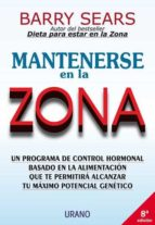 mantenerse en la zona barry sears 9788479532826