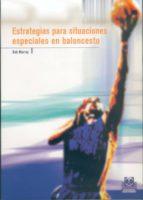 estrategias para situaciones especiales en baloncesto-bob murrey-9788480197526