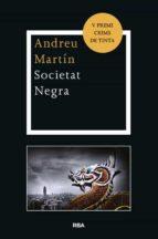 El libro de (Pe) societat negra autor ANDREU MARTIN FARRERO DOC!