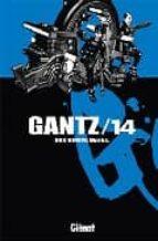 gantz/14 (2ª ed.)-oku hiroya-9788484496526