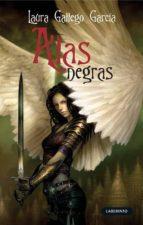 alas negras-laura gallego garcia-9788484835226