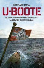 u-boote-santiago mata-9788490604526