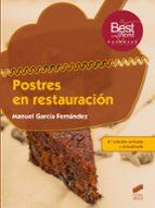 postres en restauracion-manuel garcia fernandez-9788490771426