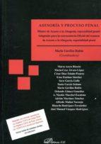asesoría y proceso penal-maria gavilan rubio-9788490854426