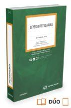 leyes hipotecarias (21ª ed) carmen gomez laplaza 9788491351726