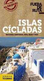 islas cicladas 2018 (2ª ed.) (fuera de ruta) ana ron 9788491580126