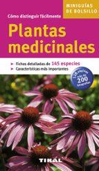 plantas medicinales (miniguias de bolsillo)-9788492678426