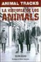 animals track : la histiria de los animals-sean egan-9788493546526