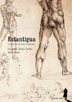 estantigua: sin arma que de carne al imperium (ed. bilingüe español italiano) leopoldo maria panero lanus pravo 9788494068126