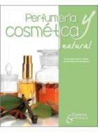 perfumeria y cosmetica natural inmaculada sabater 9788494120626