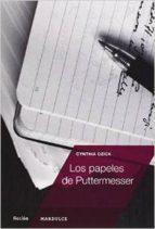 los papeles de puttermesser cynthia ozick 9788494286926