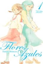 flores azules (vol. 1)-takako shimura-9788494456626