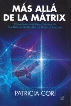 mas alla de la matrix-patricia cori-9788495593726